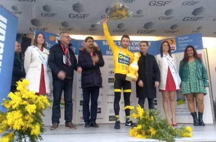 Tour du Haut-Var 2018 podium
