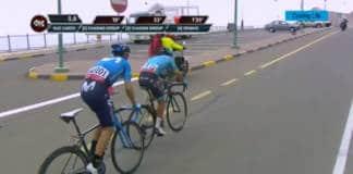 Tour d'Abu Dhabi 2018 vidéo étape 5