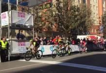 Clasica de Almeria 2018 vidéo