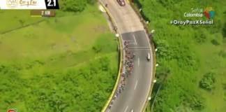 Colombia Oro y Paz vidéo de Julian Alaphilippe QuickStep-Floors