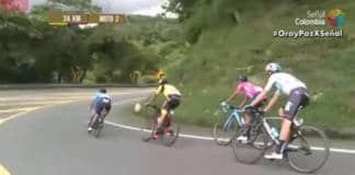 Colombia Oro y Paz 2018 vidéo étape 6