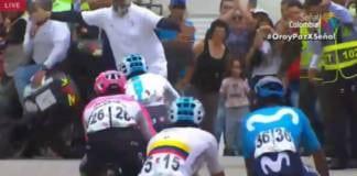 Colombia Oro y Paz vidéo de la cinquième étape