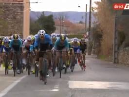 Vidéo Etoile de Bessèges étape 4 victoire de Sean de Bie