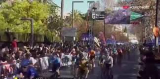 Ruta del Sol 2018 vidéo sprint étape 1