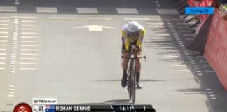 Tour d'Abu Dhabi 2018 vidéo contre-la-montre