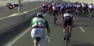 Tour d'Abu Dhabi 2018 étape 3