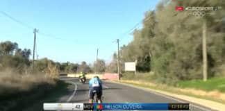 Tour d'Algarve 2018 vidéo étape 3 contre-la-montre