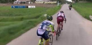 Tour d'Algarve 2018 vidéo étape 1