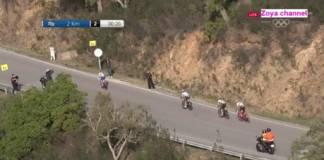 Tour d'Algarve 2018 vidéo de la cinquième étape