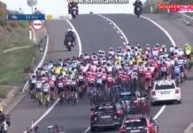 Tour d'Algarve 2018 vidéo étape quatre