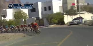 Tour de Dubai 2018 avec la victoire de Sonny Colbrelli