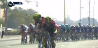 Tour de Dubai 2017 vidéo de la victoire étape 5