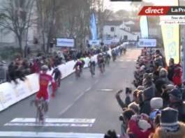 Tour de la Provence vidéo étape 1 Christophe Laporte