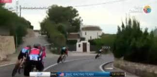 Tour de Valence vidéo de l'étape 3 victoire de la BMC Racing Team