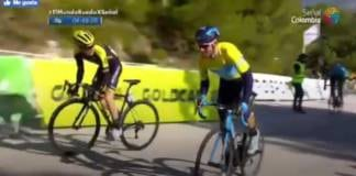 Vidéo Tour de Valence 2018 étape reine remportée par Valverde