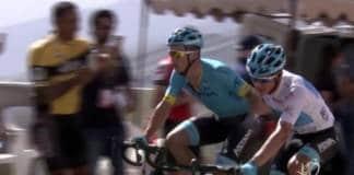 Tour d'Oman 2018 vidéo cinquième étape