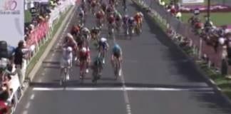 Tour d'Oman 2018 vidéo de la sixième étape