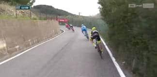 Trophée Laigueglia 2018 vidéo Moreno Moser
