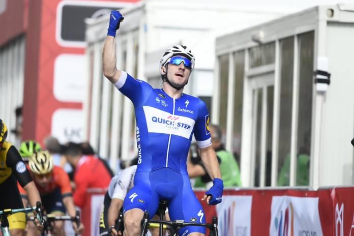 Adriatica ionica Race se termine par un nouveau succès de Viviani