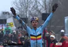 Wout van Aert va faire la Strade Bianche