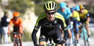 Tour de Californie compo Mitchelton-Scott avec Yates