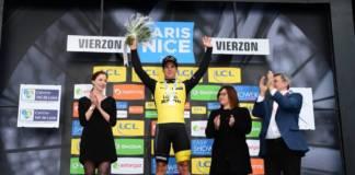 Paris-Nice annonce l'abandon de Groenewegen et Boom