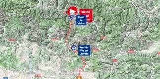 Tour de Catalogne 2018 parcours étape 6