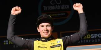 Primoz Roglic LottoNL-Jumbo Tour de Romandie 2018