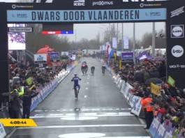 Yves Lampaert gagne une deuxième fois de suite