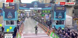 Tirreno-Adriatico dominé aujourd'hui par Adam Yates