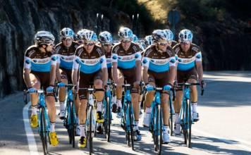 Tour de France avec présélection AG2R