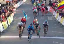 Alejandro Valverde gagne la 2e étape du Tour de Catalogne