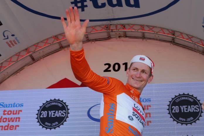 Andre Greipel, un coureur de premier plan chez Fortuneo-Samsic