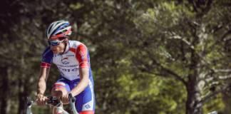 Arthur Vichot au Tour de Catalogne
