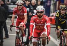 Milan-San Rmo avec Cofidis et Direct Energie