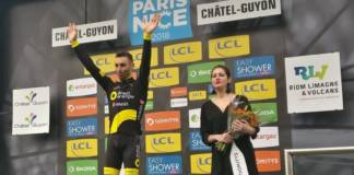 Classement étape 3 Paris-Nice 2018 Jonathan Hivert