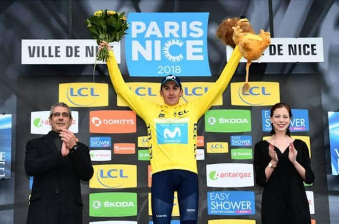 Marc Soler sur Paris-Nice pour faire aussi bien qu'en 2018
