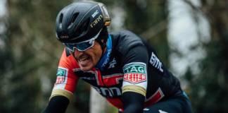 Greg Van Avermaet dans l'équipe BMC pour le Tour de Yorkshire