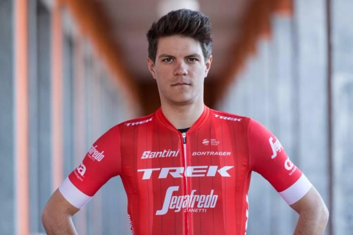 Jasper Stuyven leader de Trek-Segafredo pour le Tour des Flandres