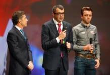 Javier Guillen directeur Vuelta