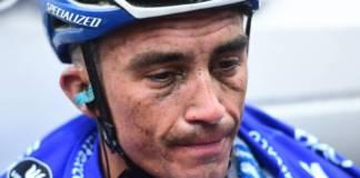Julian Alaphilippe a craqué dans la montée finale