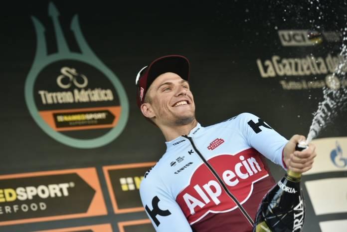 Tour de Slovénie compo Katusha avec Kittel