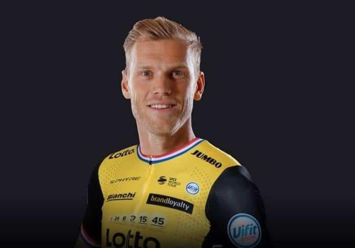 Lars Boom dit stop au cyclisme sur route