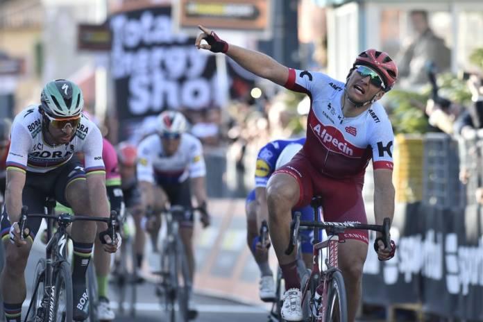 Tirreno-Adriatico consacre une deuxième fois cette année Marcel Kittel