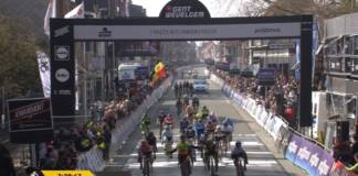 Gand-Wevelgem se termine par la victoire de Bastianelli