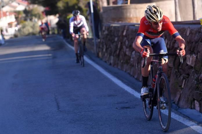 Vincenzo Nibali pas de la partie au mondial