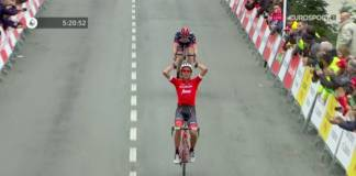 Jarlinson Pantano vainqueur en échappé