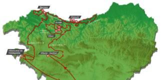 Parocours Tour du Pays Basque 2018