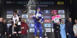Yves Lampaert réaction À Travers la Flandre