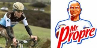 Romain Bardet en vrai guerrier sur les routes des Strade Bianche